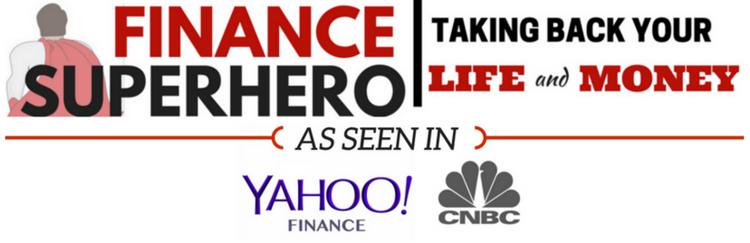 Finance Superhero